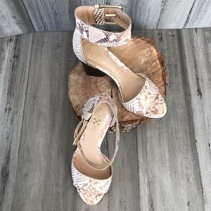 Vince Camuto Driton Ankle Strap Sandal